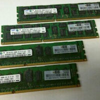 Gold Plated RAM Scrap